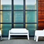 Plus Air sofá tiene el mismo concepto del sillón Plus,